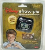 BRAND NEW ~ Disney pirates of the caribbean show pix digital photo viewer new in Chicago, Illinois