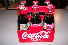 1998 tennessee national champions six pack of coke bottles in Pleasant View, Tennessee