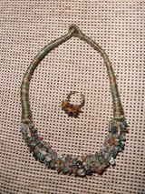 Jade Multi-Strand Necklace and Ring in Stuttgart, GE