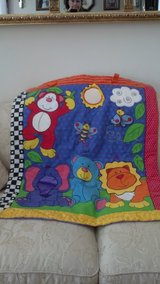 Fisher Price Washable Infant Play Activity Blanket in Chicago, Illinois