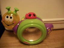 #6433 Fisher-Price Go Baby Go 123 Crawl Along Snail in Fort Hood, Texas
