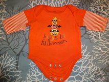 Baby's 1st Halloween onesie (0-3 months) in Shorewood, Illinois